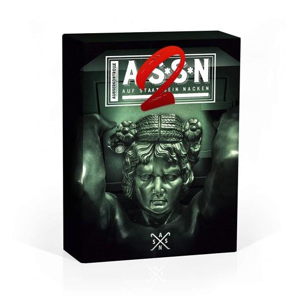 A.S.S.N. 2 (Lmtd. Fanbox)