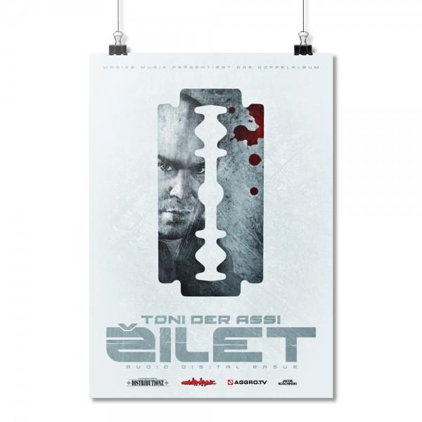 Zilet [Poster DIN A3]