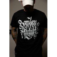 Kalligrafie T-Shirt (schwarz)