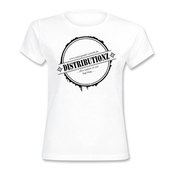 Logo Stempel Girly Shirt
