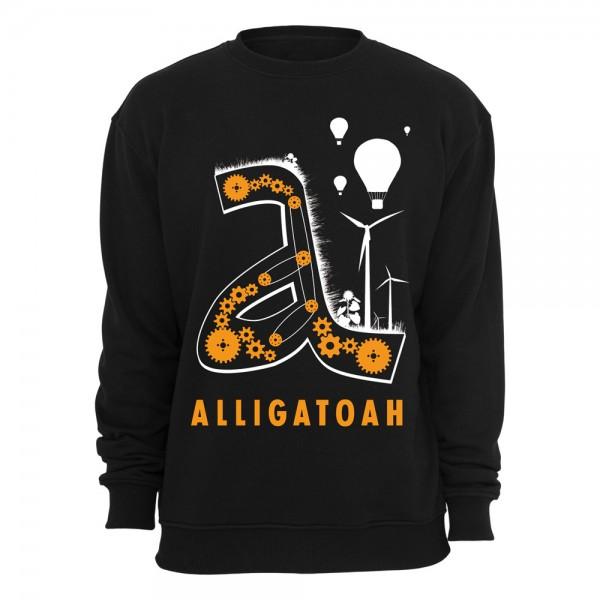 Alligatoah - Triebwerke Sweater