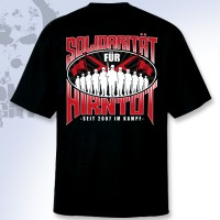 Solidarität T-Shirt [schwarz]