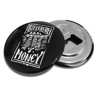 Steuerfreimoney - Flaschenöffner mit Magnet
