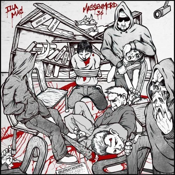 Illa Mac & Massenmord36 - Gruppentherapie