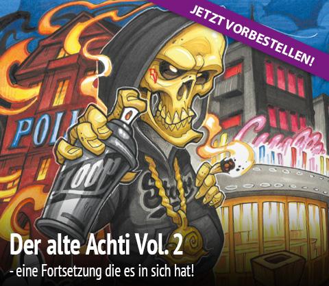 AchtVier - Der alte Achti Vol. 2