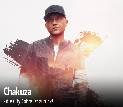 Chakuza - City Cobra 2.0