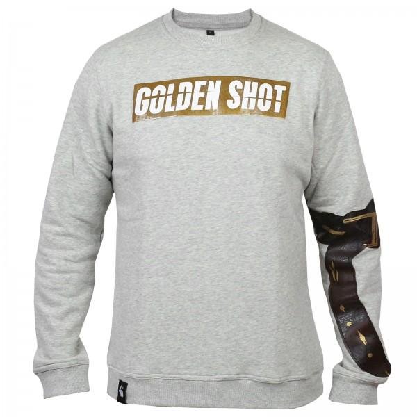 White Rabbit Clothing - Golden Shot Sweater [grau]