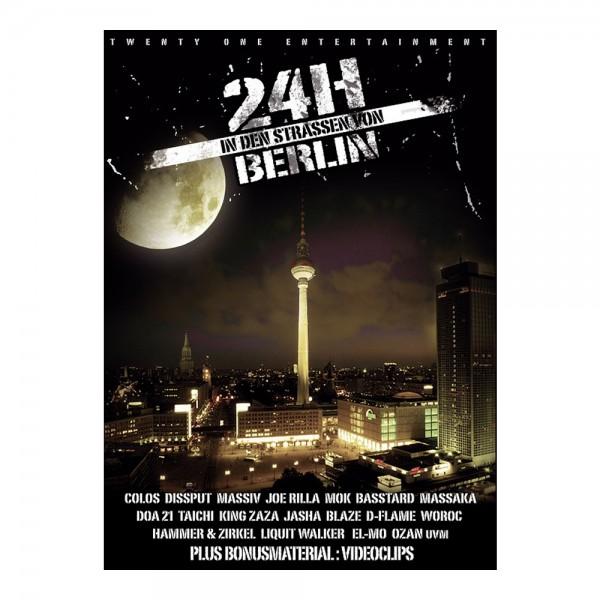24h In den Strassen von Berlin [DVD]