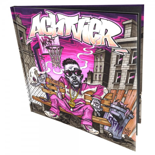 AchtVier - Mr. F (Lmtd. Artbook)