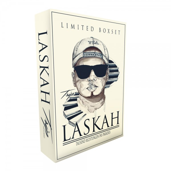 Laskah - Trip (Lmtd. Boxset)