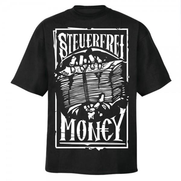 Steuerfreimoney - Logo T-Shirt