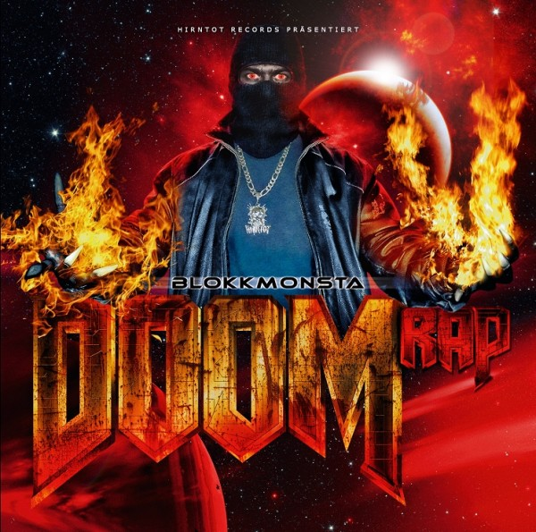 Blokkmonsta - Doom Rap