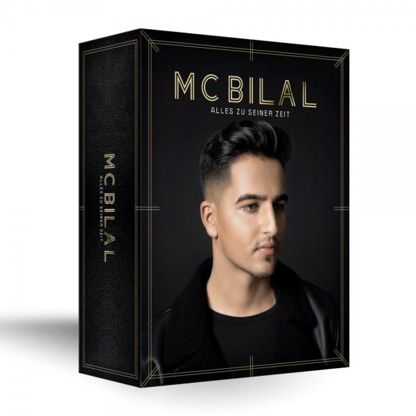 MC Bilal - Alles Zu Seiner Zeit (Lmtd. Fanbox)