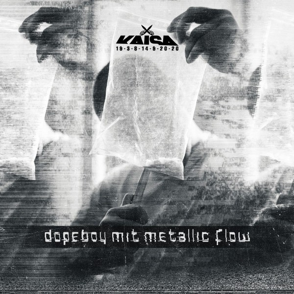 Dopeboy mit Metallic Flow