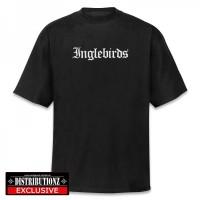Schriftzug Shirt [schwarz]