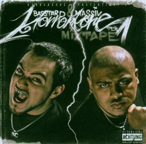 MC Basstard & Massiv - Horrorkore Mixtape Teil 1