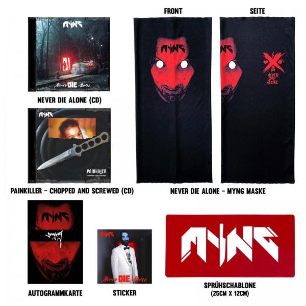 Never Die Alone (Ltd. Bundle)