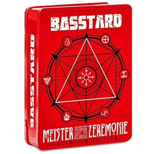 Basstard - Meister der Zeremonie (Lmtd. Incendium Edition)
