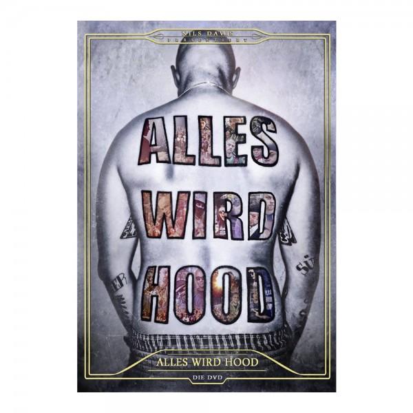 ALLES WIRD HOOD - Die DVD (2DVDs)