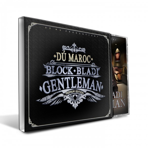 Dú Maroc - Block Bladi Gentleman (Lmtd. Boxset) Shirt Gr. L