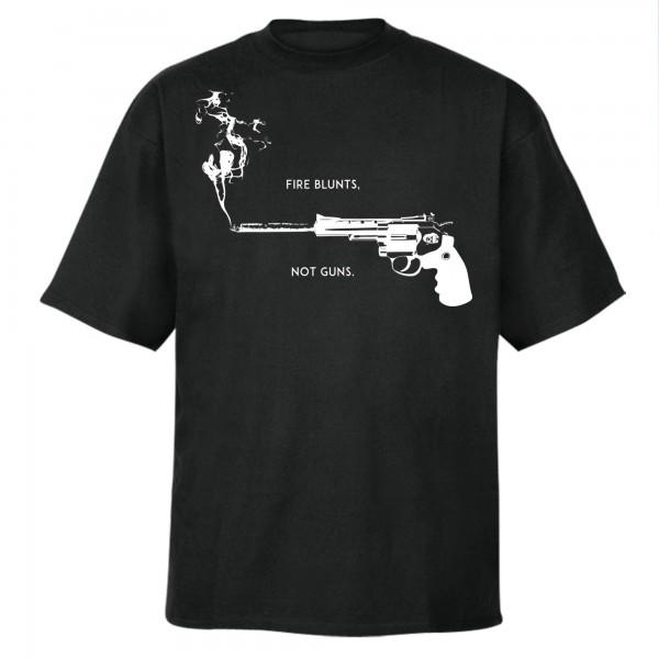 Blunts Not Guns T-Shirt