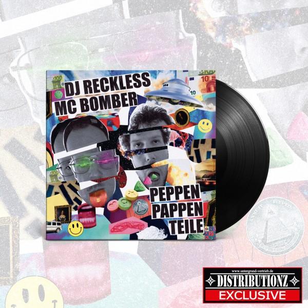 Peppen Pappen Teile (Lmtd. Vinyl)