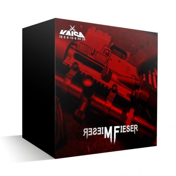 Kaisaschnitt - Mieser Fieser (Lmtd. MF Boxset)