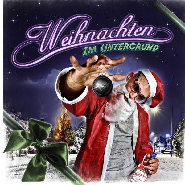 Weihnachten im Untergrund [Sampler]