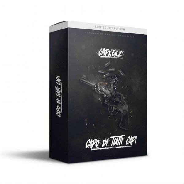 Capkekz - Capo Di Tutti Capi (Lmtd. Box Edition)