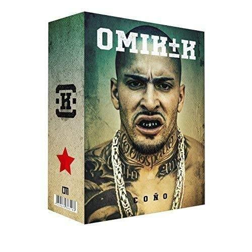 Omik K - COÑO (Lmtd. Boxset)