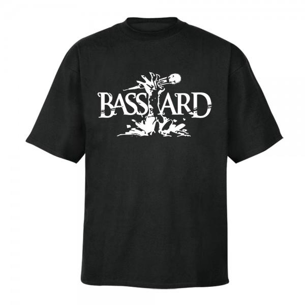 Basstard - Logo T-Shirt [schwarz]