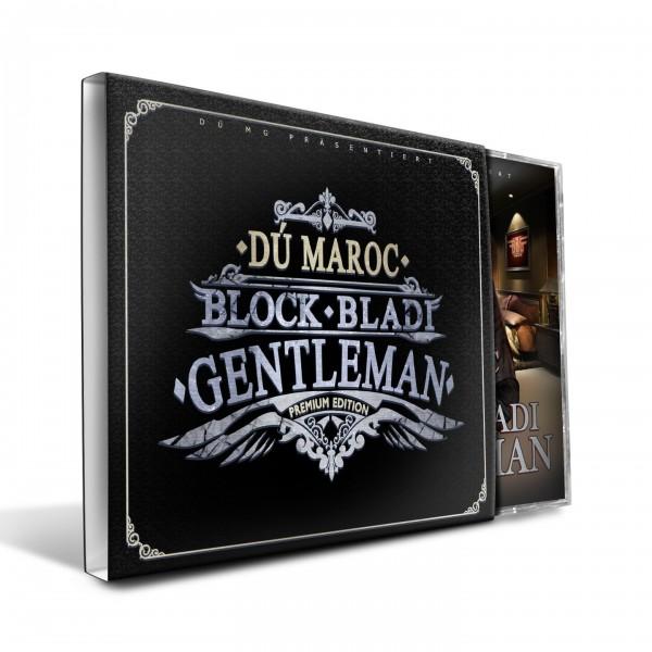Dú Maroc - Block Bladi Gentleman (Lmtd. Boxset) Shirt Gr. M