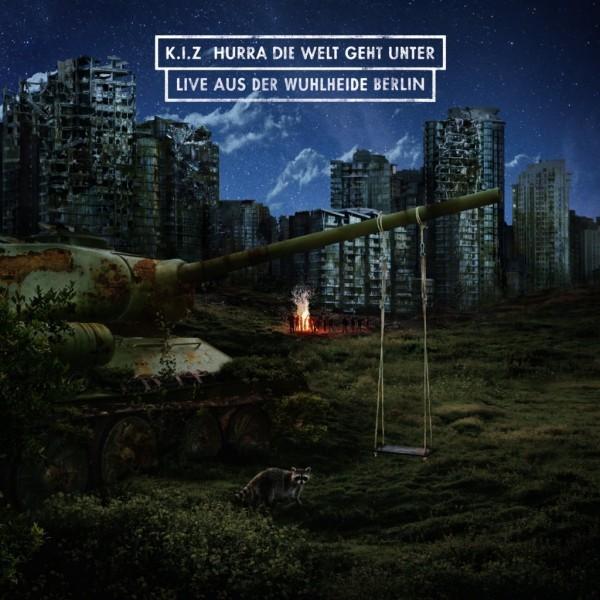 K.I.Z. - Hurra die Welt geht unter (Live Aus Der Wuhlheide) [Doppel CD]