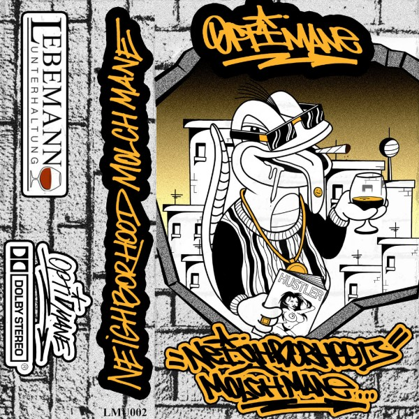 Neighborhood Molch Mane (Tape)