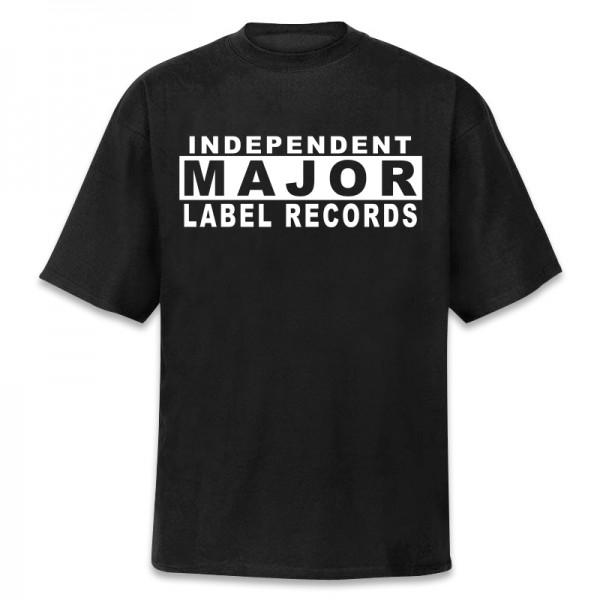 Independent Major Label - Logo T-Shirt [schwarz]