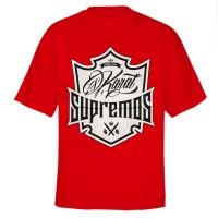 Wappen T-Shirt (rot)