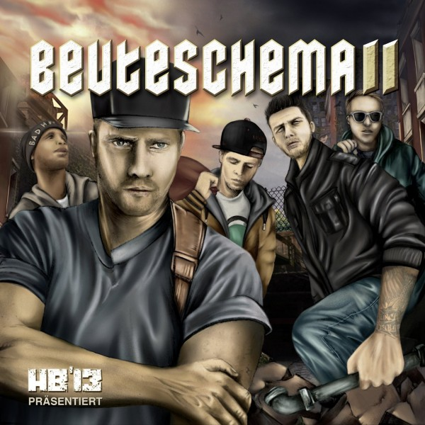 HB13 - Beuteschema 2