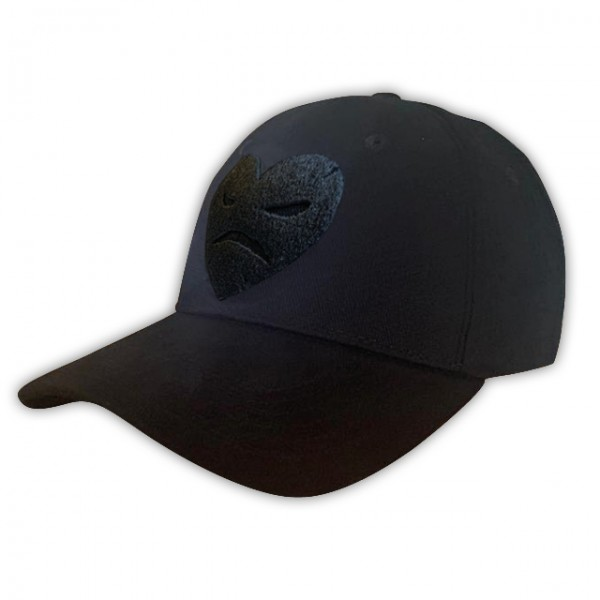 Orgi Wear - Evil Heart Cap [schwarzer Stick]