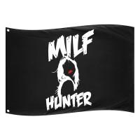 Milfhunter - Fahne