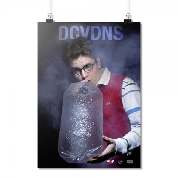 DCVDNS - Vaporizer [Poster A1]