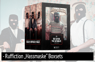 Ruffiction - Hassmaske