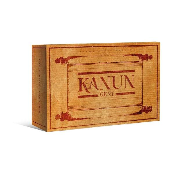 Gent - Kanun (Lmtd. Boxset)