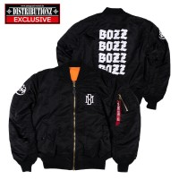 Azad x Alpha Industries - MA-1 Bomberjacke [black]