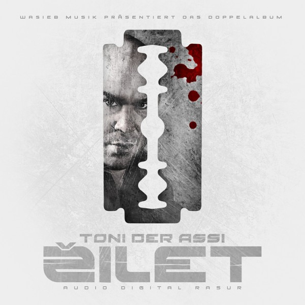 Toni der Assi - Zilet: Audio Digital Rasur (2CD)