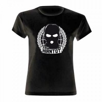 World Domination Girly Shirt [schwarz]