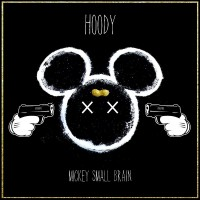 Hoody - Mickey Small Brain