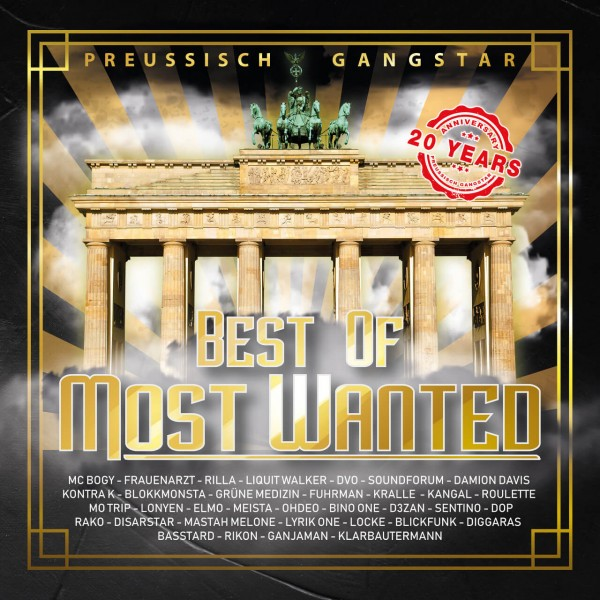 Best Of Most Wanted (Bundle light)