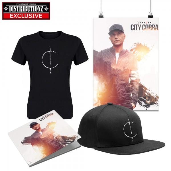 City Cobra 2.0 (Lmtd. Damen Fan-Bundle)