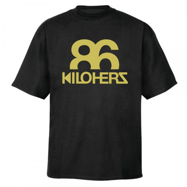 86kiloherz - Logo T-Shirt [schwarz]