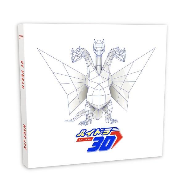 Dat Adam - HYDRA 3D (Digipack)